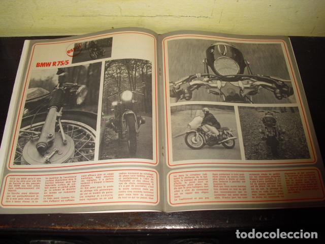 Coches y Motocicletas: MOTO REVUE Nº 2099 - AÑO 1972 - PRUEBA BMW R75/5 - BENELLI 750 6 CILINDROS. - Foto 6 - 148678498
