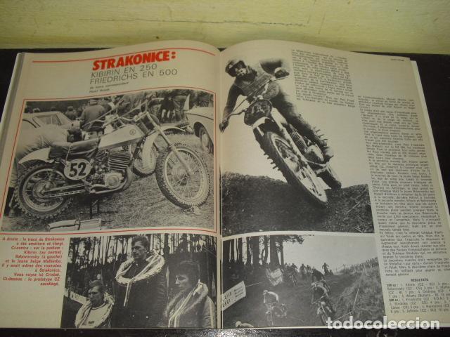 Coches y Motocicletas: MOTO REVUE Nº 2099 - AÑO 1972 - PRUEBA BMW R75/5 - BENELLI 750 6 CILINDROS. - Foto 7 - 148678498