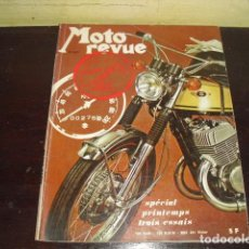 Coches y Motocicletas: MOTO REVUE N1 1973 - SPECIAL PRINTEMPS - TROIS ESSAIS. AÑO 1970.. Lote 148680362