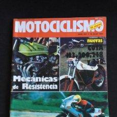 Coches y Motocicletas: REVISTA MOTOCICLISMO Nº 667 DE 1980 MONTESA COTA 123-200-248-340. Lote 149927954