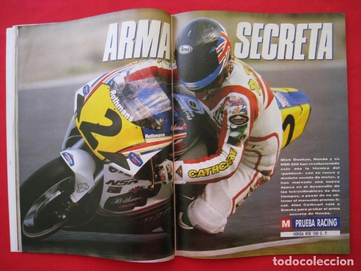 Coches y Motocicletas: REVISTA MOTOCICLISMO - Nº 1.287 - 22 OCTUBRE 1992. - Foto 7 - 150843258