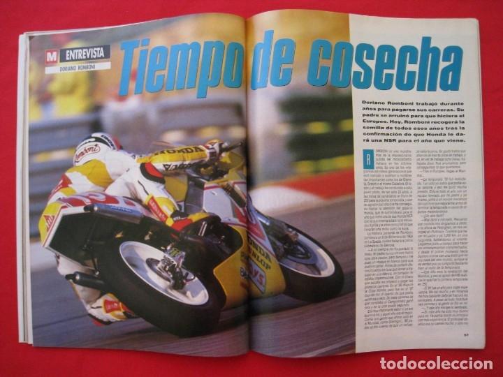 Coches y Motocicletas: REVISTA MOTOCICLISMO - Nº 1.287 - 22 OCTUBRE 1992. - Foto 9 - 150843258