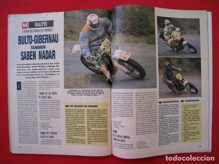 Coches y Motocicletas: REVISTA MOTOCICLISMO - Nº 1.287 - 22 OCTUBRE 1992. - Foto 10 - 150843258