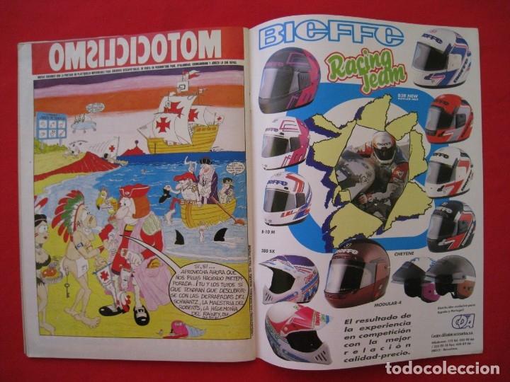 Coches y Motocicletas: REVISTA MOTOCICLISMO - Nº 1.287 - 22 OCTUBRE 1992. - Foto 12 - 150843258