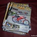 Coches y Motocicletas: MAGNIFICAS 36 REVISTAS DE MOTOS DE AYER. Lote 151297578