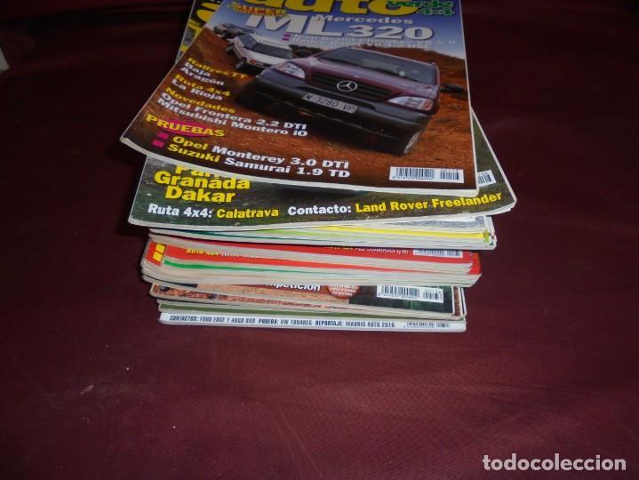 Coches y Motocicletas: magnificas 22 revistas auto verde 4x4 - Foto 3 - 151301494