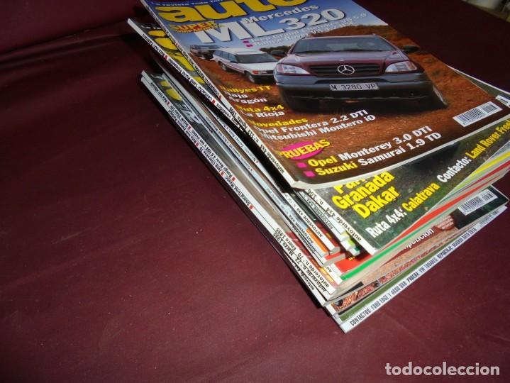Coches y Motocicletas: magnificas 22 revistas auto verde 4x4 - Foto 4 - 151301494