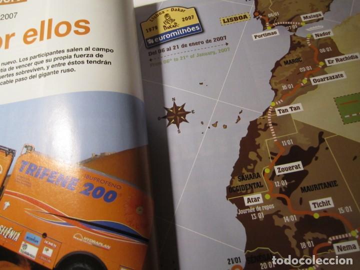 Coches y Motocicletas: revista solo camion nº203 lisboa-dakar 2007 - Foto 3 - 151420042
