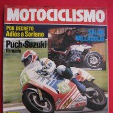 Coches y Motocicletas: REVISTA MOTOCICLISMO - Nº 847 - 7 ABRIL 1984.. Lote 151599106