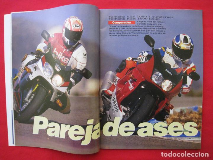 Coches y Motocicletas: REVISTA MOTOCICLISMO -Nº 1.470 -23 AL 29 ABRIL 1996-POSTER GIGANTE LOS 85 CASCOS DREAM TEAM CASTROL. - Foto 5 - 151887574