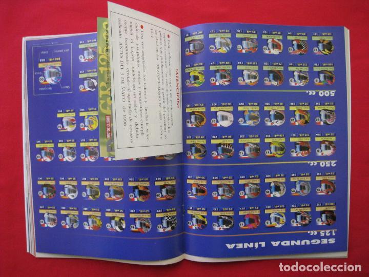 Coches y Motocicletas: REVISTA MOTOCICLISMO -Nº 1.470 -23 AL 29 ABRIL 1996-POSTER GIGANTE LOS 85 CASCOS DREAM TEAM CASTROL. - Foto 9 - 151887574