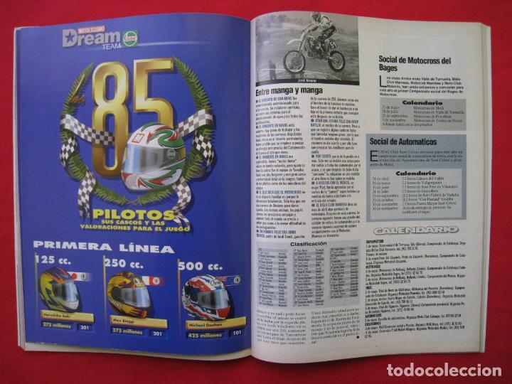 Coches y Motocicletas: REVISTA MOTOCICLISMO -Nº 1.470 -23 AL 29 ABRIL 1996-POSTER GIGANTE LOS 85 CASCOS DREAM TEAM CASTROL. - Foto 10 - 151887574