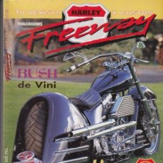 Coches y Motocicletas: FREEWAY - REVISTA HARLEY - CHOPPER - CUSTOM - MAGAZINE - Nº 19. Lote 176598810