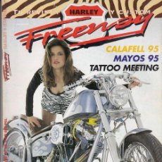 Coches y Motocicletas: FREEWAY - REVISTA HARLEY - CHOPPER - CUSTOM - MAGAZINE - Nº 23. Lote 151971178