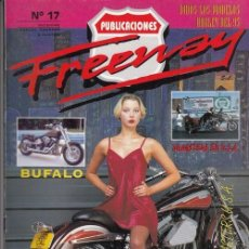 Coches y Motocicletas: FREEWAY - REVISTA HARLEY - CHOPPER - CUSTOM - MAGAZINE - Nº 17. Lote 151971918