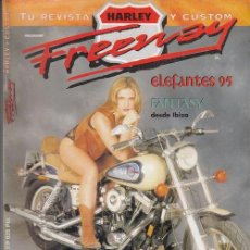 Coches y Motocicletas: FREEWAY - REVISTA HARLEY - CHOPPER - CUSTOM - MAGAZINE - Nº 20. Lote 151972214