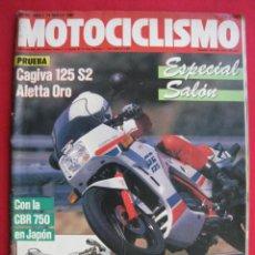 Coches y Motocicletas: REVISTA MOTOCICLISMO - Nº 1.003 - 14 MAYO 1987.. Lote 152036350