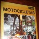 Coches y Motocicletas: MOTOCICLETAS, 1972. DOCUMENTAL EN COLOR,TEIDE, CARTON 30X23, 64 PP DE MODELOS EPOCA. Lote 152478146