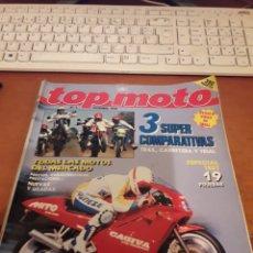 Coches y Motocicletas: TOP MOTO 1. AÑO 1990.. Lote 154017962