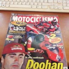 Coches y Motocicletas: MOTOCICLISMO 1660. AÑO 1999. Lote 154136492