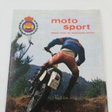 Coches y Motocicletas: REVISTA MOTO SPORT NUMERO 116 NOVIEMBRE 1980 MOTO-CROSS VER SUMARIO MOTOCICLISMO. Lote 154788016