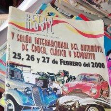 Coches y Motocicletas: RETROMOVIL 2000. Lote 155464730