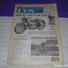 Coches y Motocicletas: LA VIE DE LAMOTO Nº 12 -. Lote 155645062