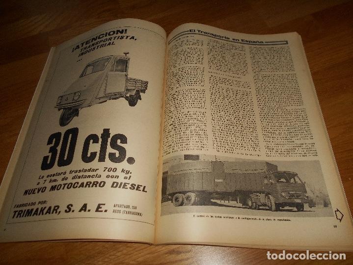 Coches y Motocicletas: AUTO REVISTA EXTRA N1º 757 1971 DICIEMBRE ROLLS CAMIONES PEGASO - Foto 3 - 155820450