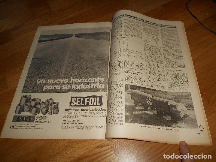 Coches y Motocicletas: AUTO REVISTA EXTRA N1º 757 1971 DICIEMBRE ROLLS CAMIONES PEGASO - Foto 4 - 155820450