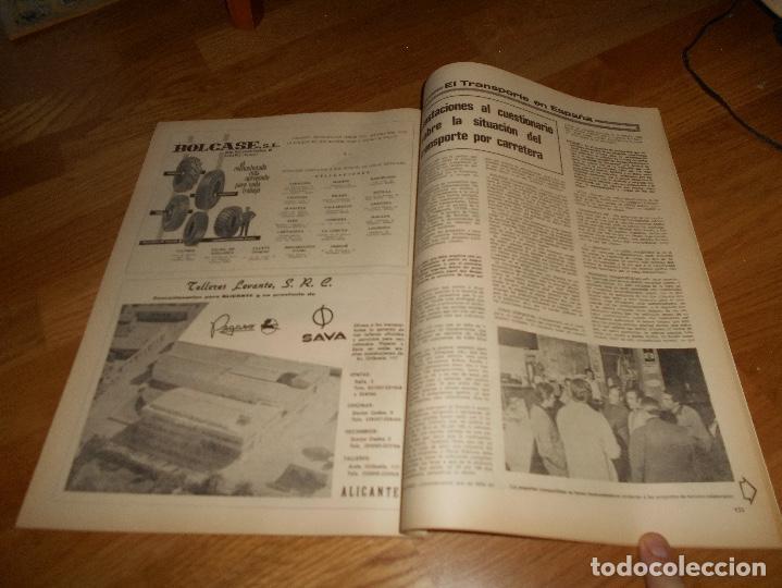 Coches y Motocicletas: AUTO REVISTA EXTRA N1º 757 1971 DICIEMBRE ROLLS CAMIONES PEGASO - Foto 5 - 155820450