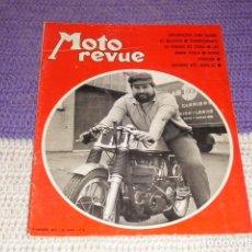 Coches y Motocicletas: MOTO REVUE Nº 2010 - ENERO DE 1971 - HISTORIA DE JAWA-CZ -. Lote 155996650