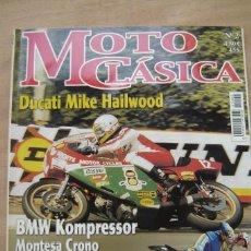 Coches y Motocicletas: REVISTA MOTO CLÁSICA Nº 2 - DUCATI MIKE HAILWOOD , BMW KOMPRESOR, MONTESA CRONO ETC. Lote 156700506