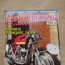 Voitures et Motocyclettes: REVISTA MOTOCICLISMO CLÁSICO Nº 5 - BULTACO MONTJUÏC 24H, MONTESA KING SXORPION, ETC. Lote 156724022