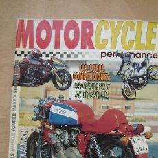 Coches y Motocicletas: REVISTA MOTORCYCLE PERFORMANCE Nº 8 - MV AGUSTA, V-MAX 1260, DUCATI 24 HORAS, ETC. Lote 156987214