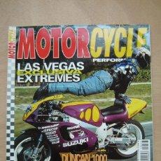 Coches y Motocicletas: REVISTA MOTORCYCLE PERFORMANCE Nº 36 -DUNCAN 1000, BENELLI SEI, HONDA SIX , SANGLAS 350, ETC. Lote 157016246