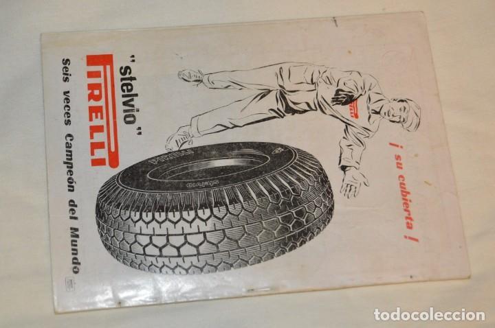 Coches y Motocicletas: VINTAGE Y ANTIGUA - ESPAÑA MOTOCICLISTA - Nº 44 - JUNIO DE 1955 - NUMEROSA PUBLICIDAD - ENVÍO 24H - Foto 3 - 157458458