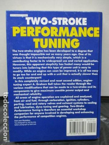 Coches y Motocicletas: LIBRO: Two-stroke Performance Tuning by A. Graham Bell (EN INGLES) - Foto 15 - 159036626