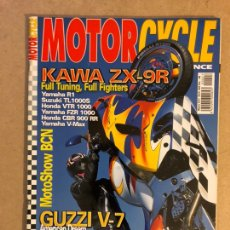 Coches y Motocicletas: MOTORCYCLE PERFORMANCE N° 27. KAWA ZX-9R, MOTO GUZZI V-7, NORTON ES2, BULTACO MATADOR MK II, MV AVEL. Lote 159310257