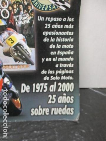 Coches y Motocicletas: REVISTA SOLO MOTO & OFF ROAD EJEMPLAR FUERA SERIE VERANO 2000 - Foto 2 - 159616558