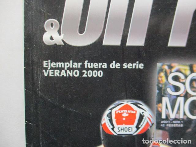 Coches y Motocicletas: REVISTA SOLO MOTO & OFF ROAD EJEMPLAR FUERA SERIE VERANO 2000 - Foto 3 - 159616558