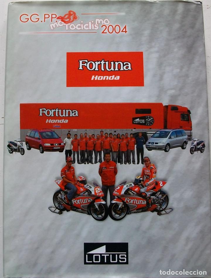 GG.PP. MOTOCICLISMO 2004 (Coches y Motocicletas - Revistas de Motos y Motocicletas)