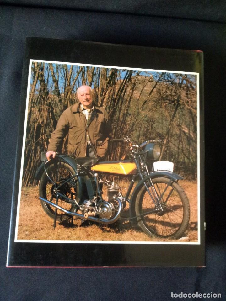 Coches y Motocicletas: FRANCISCO HERREROS - ABC DE LA MOTOCICLETA ESPAÑOLA - 3 TOMOS - MOTO RETRO 1992 - Foto 6 - 160295066