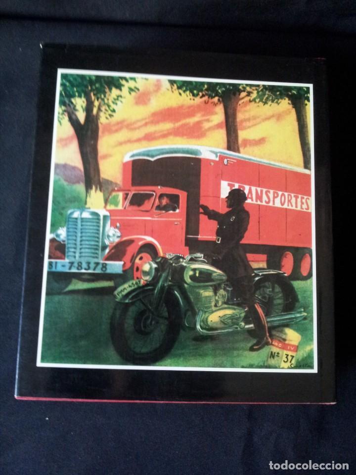 Coches y Motocicletas: FRANCISCO HERREROS - ABC DE LA MOTOCICLETA ESPAÑOLA - 3 TOMOS - MOTO RETRO 1992 - Foto 9 - 160295066