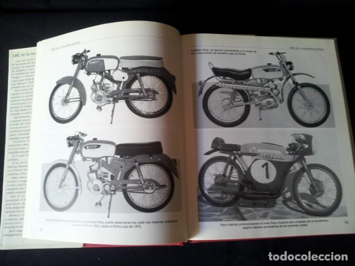 Coches y Motocicletas: FRANCISCO HERREROS - ABC DE LA MOTOCICLETA ESPAÑOLA - 3 TOMOS - MOTO RETRO 1992 - Foto 10 - 160295066