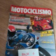 Coches y Motocicletas - revista motociclismo 1184 * kawasaki zxr + suzuki gsxr 91 + yamaha sr 250 * 58 - 160464930