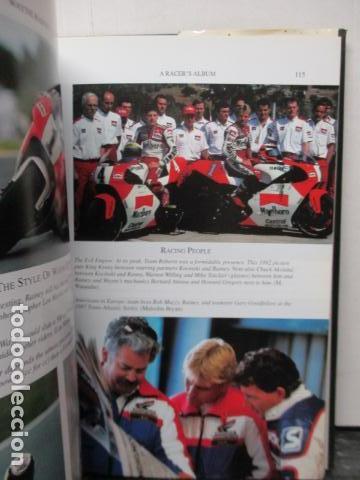 Coches y Motocicletas: LIBRO; WAYNE RAINEY - HIS OWN STORY - MICHAEL SCOTT (MUY BUEN ESTADO - EN INGLÉS) TAPA DURA. - Foto 12 - 160761678