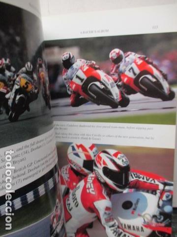 Coches y Motocicletas: LIBRO; WAYNE RAINEY - HIS OWN STORY - MICHAEL SCOTT (MUY BUEN ESTADO - EN INGLÉS) TAPA DURA. - Foto 13 - 160761678
