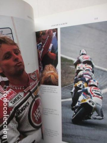 Coches y Motocicletas: LIBRO; WAYNE RAINEY - HIS OWN STORY - MICHAEL SCOTT (MUY BUEN ESTADO - EN INGLÉS) TAPA DURA. - Foto 14 - 160761678