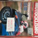 Coches y Motocicletas: REVISTA MOTOCICLISMO 1150 * APRILIA AF-1 + YAMAHA XT 600 E + GILERA RC 600 * 62. Lote 160969150