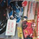 Coches y Motocicletas: REVISTA MOTOCICLISMO 1184 * KAWASAKI ZXR + SUZUKI GSXR 91 + YAMAHA SR 250 * 62. Lote 160969594